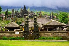 A list of Bali's largest, most ornate, and most culturally significant temples, including a guide with images, location and GPS coordinates.