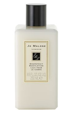 Jo Malone™ Grapefruit Body Lotion is heaven. Love all Jo Malone products but Grapefruit is the best one!