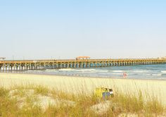 Springmaid Beach Resort is home to Myrtle Beach's longest public pier
