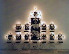 christian boltanski / Monument Odessa | Yo quiero hacerlo pero con ventanas y archivos de audio.