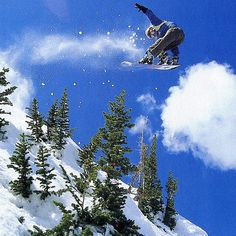From the #BurtonArchives - Jim Rippey circa 1995. #TBT #ThrowbackThursday | Photo: @jeffcurtes #chasingepic