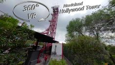 Movieland Park 2019 Hollywood Tower 360° VR Onride System Of A Down, Defying Gravity, Music Clips, Music Publishing, Golden Gate Bridge, Vr, Tower, Hollywood, Songs