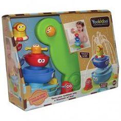 Stack N Stream Tub Fountain Bath Toy