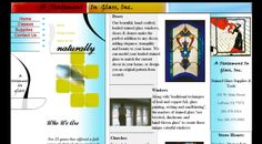 Stained Glass - En Masse web design, SEO, PA