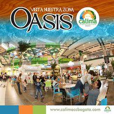 Calima Centro Comercial Bogotá es espectacular por su arquitectura, por la exclusividad de sus tiendas y las marcas de ropa más reconocidas en tiendas especializadas.