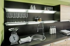 Pictures of Kitchens - Modern - Two-Tone Kitchen Cabinets (Kitchen