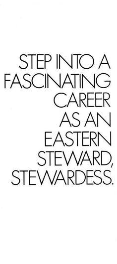 Eastern recruitment ad