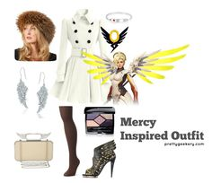 Mercy Overwatch Inspired Outfit