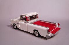 Lego Chevrolet Cameo 55