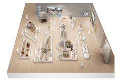 La scénographie du MUCEM : Découverte de lintérieur du futur musée marseillais