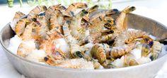 Alles über Krabben, Garnelen, Krevetten, Shrimps, Scampi und Gambas