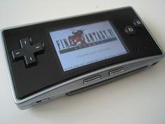 Nintendo® Gameboy Micro