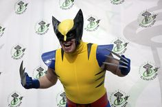 Wolverine at Emerald City ComiCon in Seattle. More photos:  http://downtownseattle.komonews.com/photo-gallery/arts-culture/734723-photos-comicon-convention-takes-over-seattle?page=15