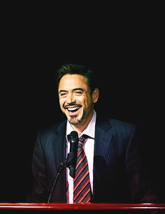 Love His Smile. RDJ