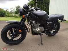 Find out more about some of my preferred builds - custom made scrambler ideas like Gs500 Cafe Racer, Car Breaks, Riders On The Storm, Scrambler Motorcycle, Car Travel, Car Insurance, Fun To Be One, Car Parking, Motor Car