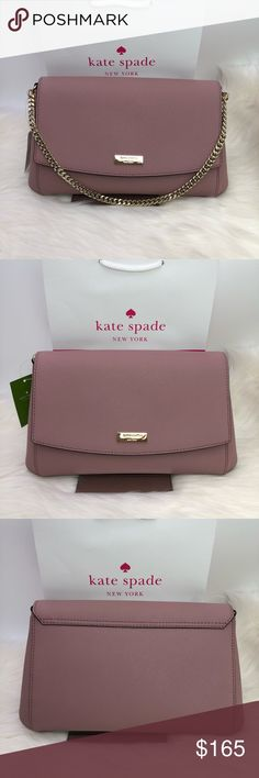 48549670f4f4 Kate Spade laurel way Greer Crossbody New with tags 100% authentic Kate  Spade Color