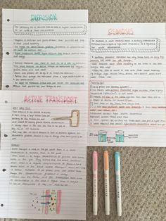 biology revision GCSE Biology: diffusion, osmosis and active transport revision notes Gcse Revision Timetable, Gcse Biology Revision, Revision Tips, Revision Notes, Study Notes, Flashcards Revision, English Gcse Revision, Physics Notes, Science Notes