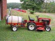 Kuvahaun tulos haulle  garden tractor trailer