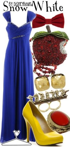 @Anastacia Barbosa...why didn't i do this for prom???  My dress was close enough!!!