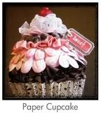 Cupcake gift card holder. when you pull up on the cherry at the top, it pulls the gift card up with it. Very cute!!