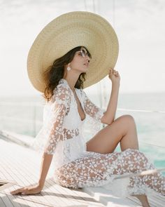 """Greg Finck on Instagram: """"Summer is soon here and it's time to throwback to this beautiful honeymoon editorial on the shores of the Adriatic Sea in Italy.…"""" Bridal Looks, Bridal Style, Yacht Fashion, Wedding Attire, Wedding Dresses, Honeymoon Inspiration, Yacht Wedding, Nautical Fashion, Spring Summer Fashion"""