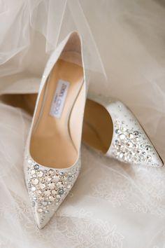 White and Gold Opulent Wedding with Syrian Traditions Bling Wedding Shoes, Bling Shoes, Bridal Shoes, Wedding Jewelry, Classic Wedding Gowns, Elegant Wedding, Luxury Wedding Venues, Destination Wedding, Persian Wedding