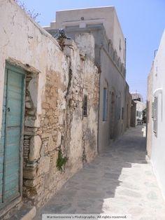 Folegandros Houses