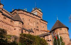 Haut-Koenigsbourg castle Orschwiller Alsace France (OC) (1600 x 1018) http://ift.tt/2fRYq4b