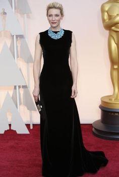 Cate Blanchett  #oscarawars2015 #lososcars #premios #2015 #redcarpet #lesdoitmagazine
