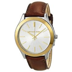 Michael Kors Runway Slim Quartz Silver Dial Women's Watch – MK2259