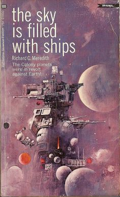The Sky is Filled with Ships, book cover