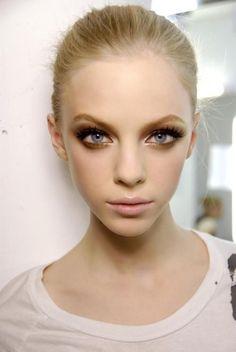 Nice eye effect