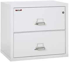 Unique Fireking Lateral File Cabinet