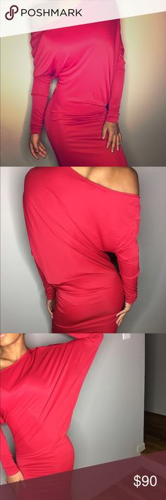 NEW BCBG MAXAZRIA RED DRESS 🔴BCBG  🔴NEW  🔴SIZE SMALL  🔴Exclusive Red  Buying : ALL OF OUR ITEMS OFFER A BEST OFFER OPTION WE ENCOURAGE OUR CUSTOMERS TO OFFER US WE ARE VERY NEGOTIABLE :) BCBGMaxAzria Dresses