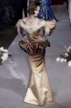 John Galliano for Christian Dior Fall Winter 2007 Haute Couture