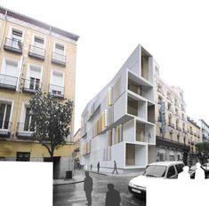 gravina social housing :
