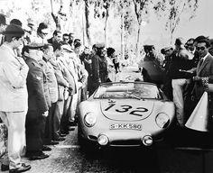 #TargaFlorio  #spyder  @PorscheRaces  @Floriopoli  pic.twitter.com/YuEuyJErFN #TargaFlorio  #spyder