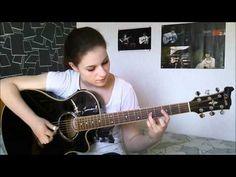 ▶ (Kansas) Dust In The Wind - Gabriella Quevedo - YouTube