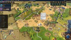 Juguemos con Linux: Guía completa para aprender a jugar con Civilization V: técnicas, estrategias y trucos. Gnu Linux, Civilization Beyond Earth, V Games, Game Ui, Clash Of Clans, Deserts, City, World, Hacks