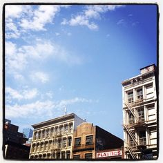 """""""perfect day in #tribeca"""" —christinacapalbo"""