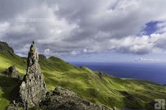 Old Man of Storr | by Julien Ruff Photos | #OldManOfStorr #Storr #Skye #Isle #Île #Island #Breathtaking #View #Scotland #Ecosse #UK #Nikon #D7100 #JulienRuffPhotos