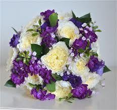 purple wedding bouquets - Google Search