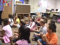 Whole Brain Teaching : 1st Grade calendar routine