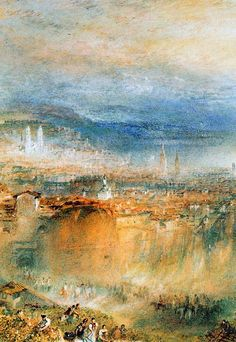 theladyintweed: J. M. W. Turner (detail)