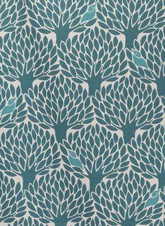 #bluefabric #bluetextiles #textiles #fabric #treepattern #print #treedesign #pattern #scandidesign