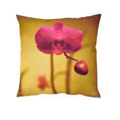 Cushion Cover Orchidu00e9e Rose M