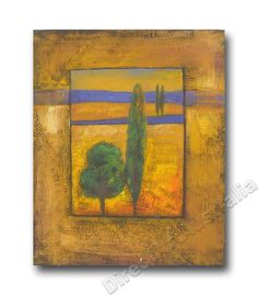 Golden Panorama |Tuscan Art Painting Framed and Ready to Hang - Direct Art Australia,  Price: $149.00,  Availability: Delivery 10 - 14 days,  Shipping: Free Shipping,  Minimum Size: 50 x 60cm,  Maximum Size: 90 x 120cm,  We are Australia's oldest and most trusted supplier of professionally painted oil artwork on canvas.  http://www.directartaustralia.com.au/