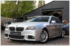 BMW SERIE 5 (F11) TOURING 530DA SPORT DESIGN