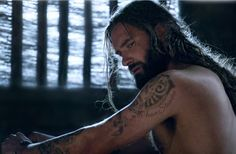 Clive Standen as Rollo in Vikings <--- like, I literally can't with this guy.