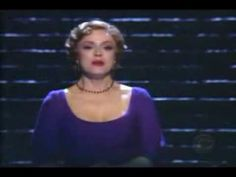 Happy 65th Birthday to BD!This is the full clip of Bernadette Peters performing Rose's Turn at the 57th annual Tony Awards in 2003, with introduction by Hugh Jackman.